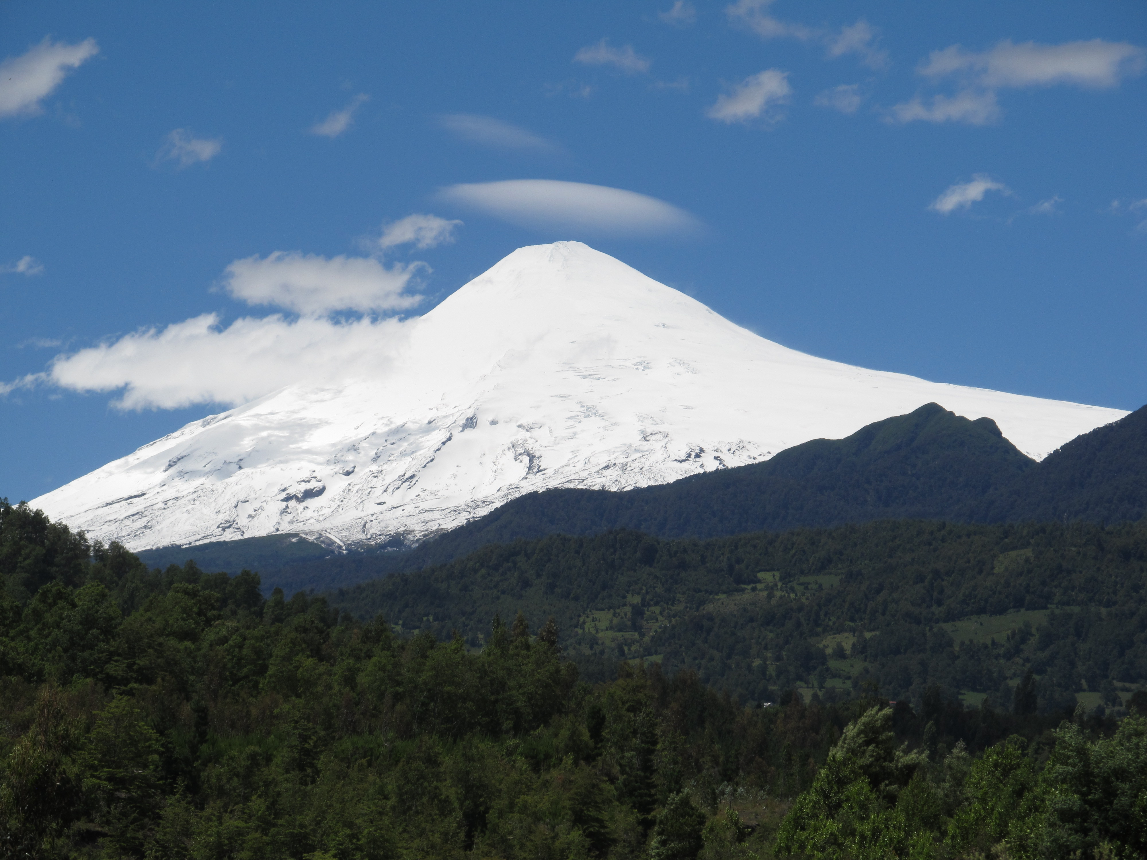 South America Active Volcanoes South America To The World