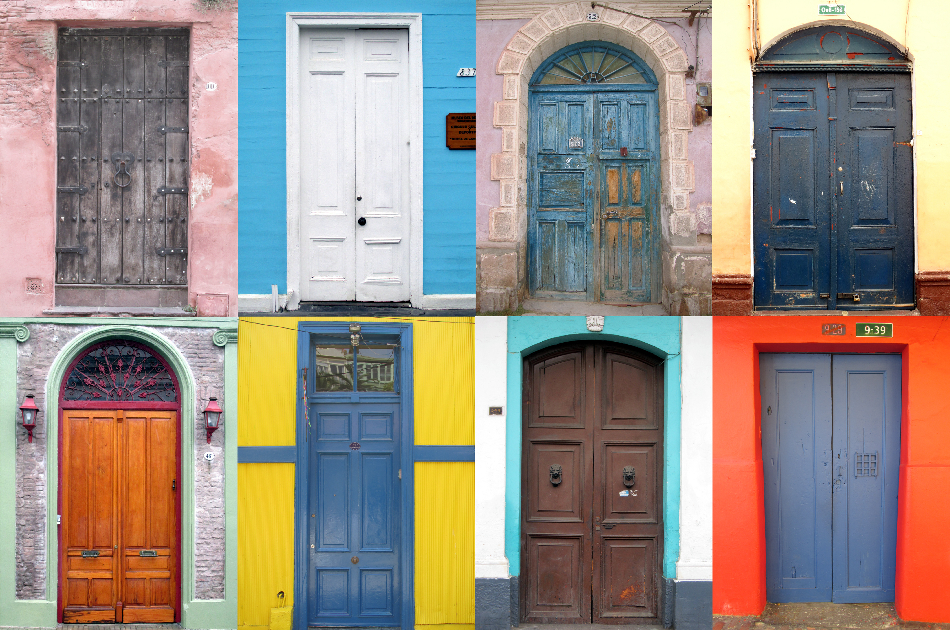 BOOKS HOME JAMES M. WISE SOUTH AMERICA PLACES TO VISIT YANIRA K. WISE & CAPTIVATING DOORS OF SOUTH AMERICA \u2013 South America to the World
