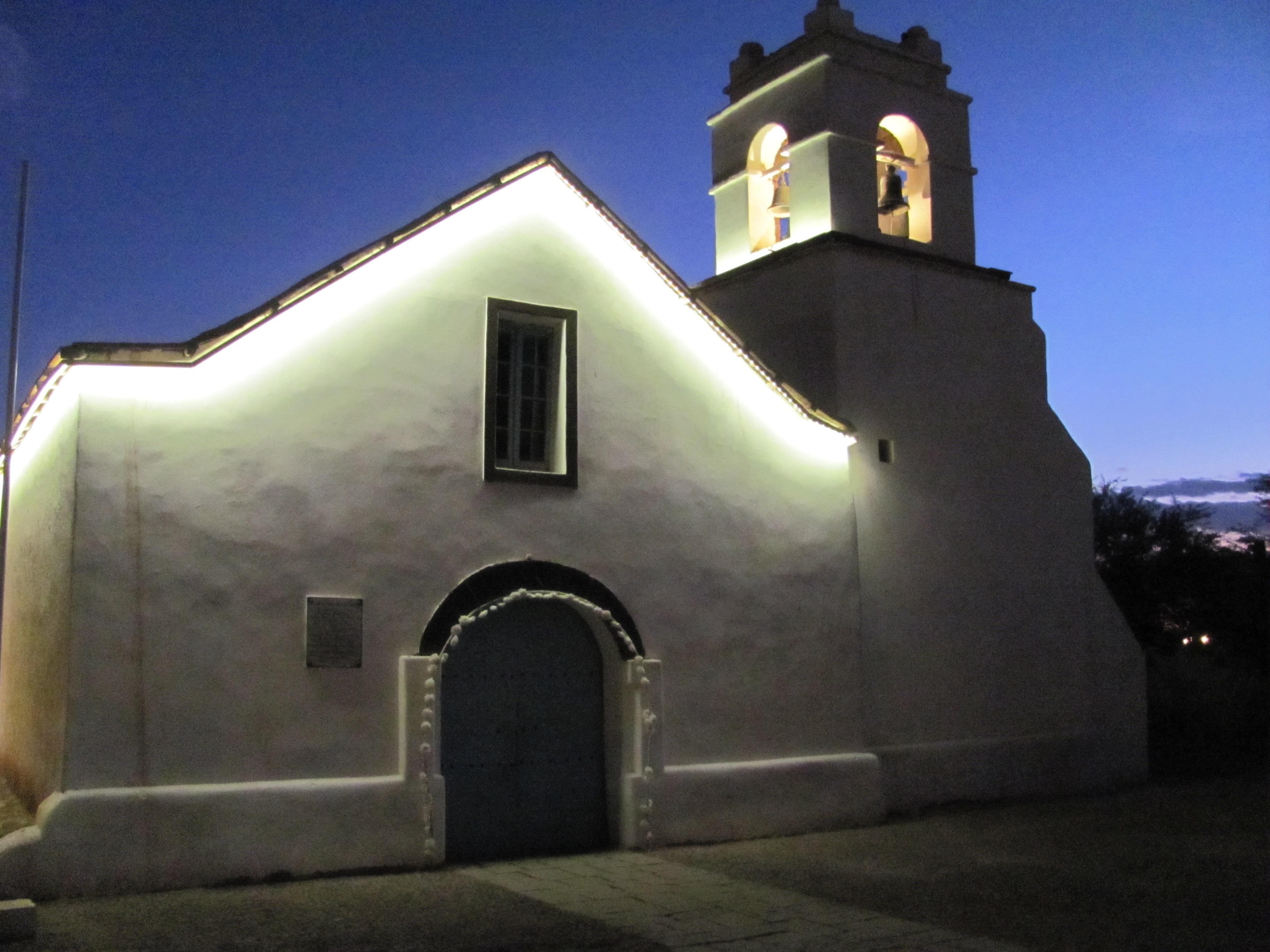 how to get from calama to san pedro de atacama